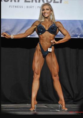 Over women 50 bodybuilders age over 50