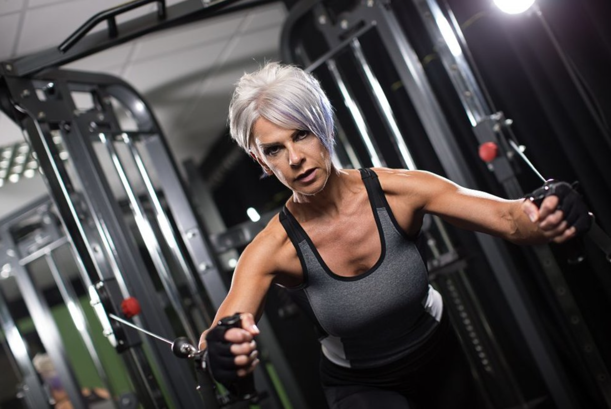 female online personal trainer uk