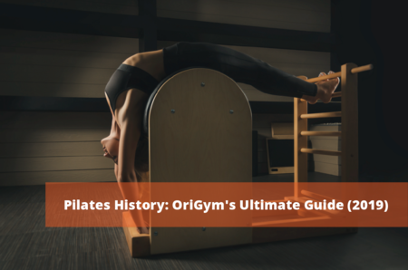 Pilates history: cover image