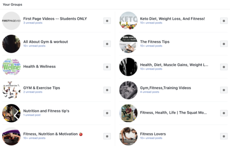 get more traffic to my fitness blog image