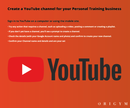How to Get More Traffic to My Personal Training Website using YouTube image