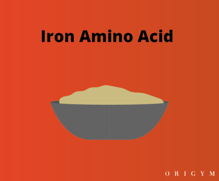 exercise after giving blood: iron amino acid