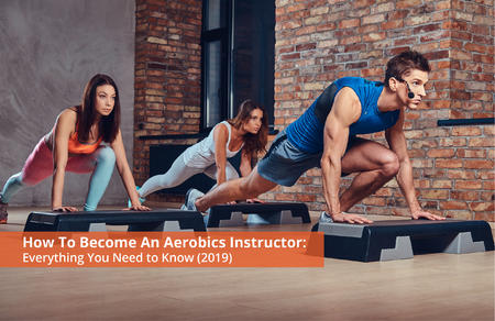 How to become an Aerobics instructor banner image