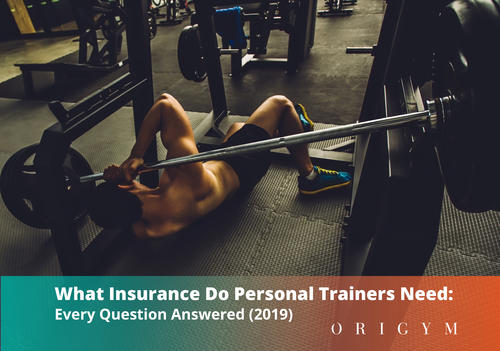 What insurance do personal trainers Need banner image