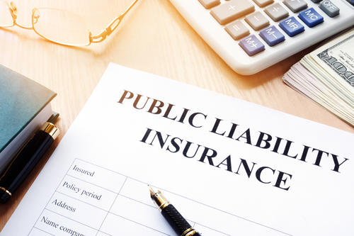 Personal trainer public liability insurance image