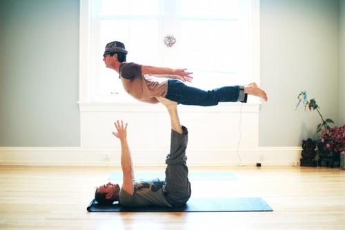 17 Best Yoga Poses For Two People 2019 Guide