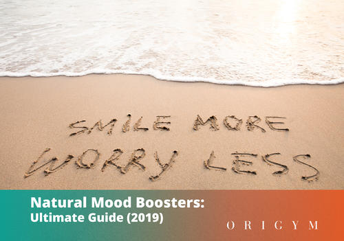 Natural Mood Boosters Banner Image