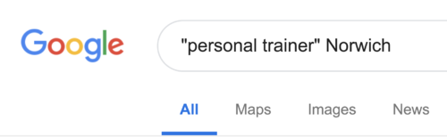 How to find a personal trainer in my area image