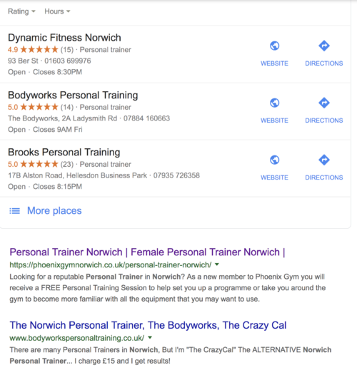 find a certified personal trainer image