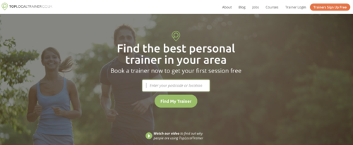 Finding a Personal Trainer in Your Area Image