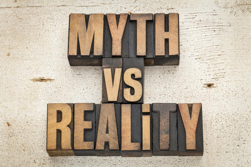 myths as a personal trainer image