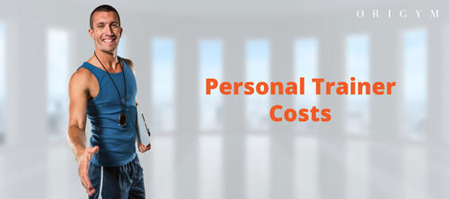 Personal Trainer Costs Image