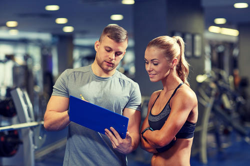 hiring a fitness instructor image