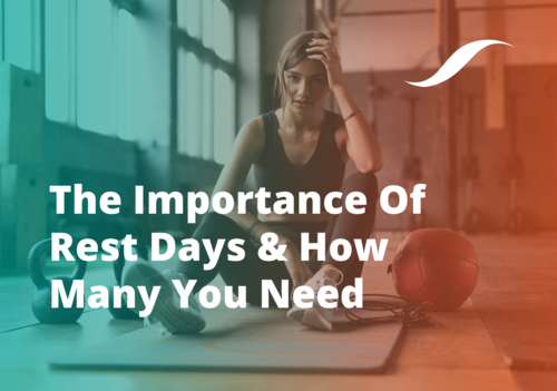 Importance of rest days header image