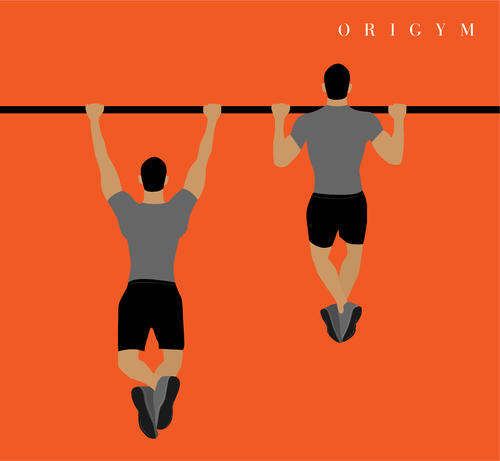 calisthenics for beginners: pull-ups