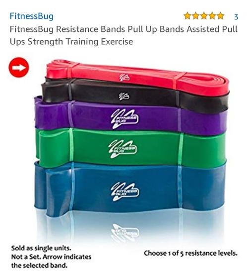 best resistance bands: fitnessbug picture