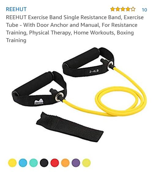 best resistance bands: reehut picture