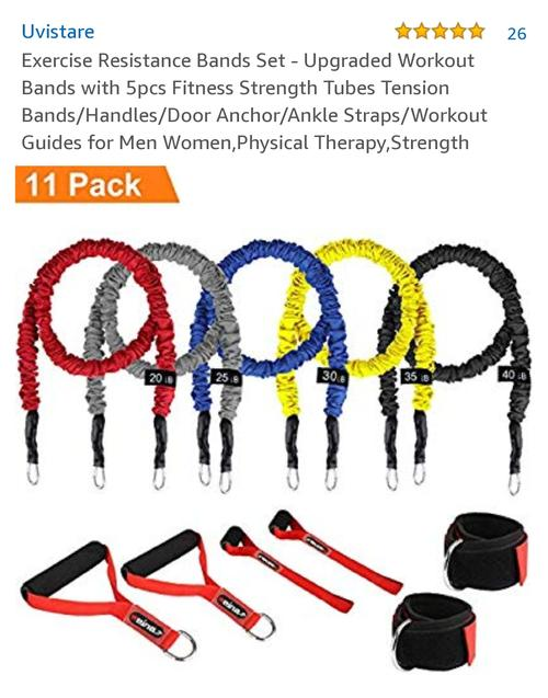 best resistance bands: uvistare picture one