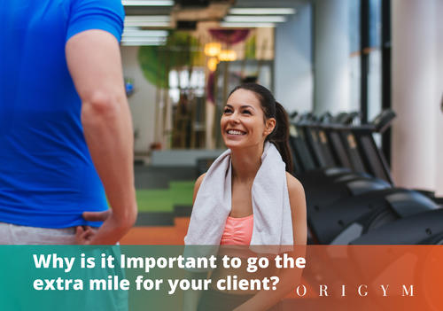 Why is it important to go the extra mile for your client banner