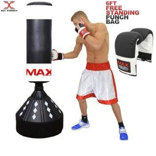 EVERLAST Punch Bag Boxing MMA Home Multi GymHEAVY HITTING Durability UK NEW