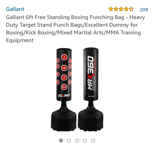 best punching bag: gallant max 360
