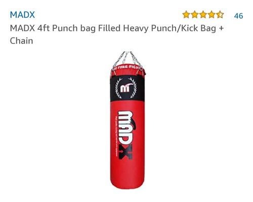 best punching bag: madx bag