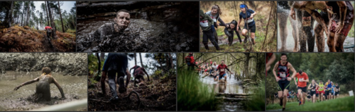 Mud Obstacle course race image