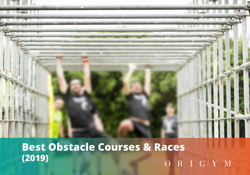 Best Obstacle Course Races 2019 Banner
