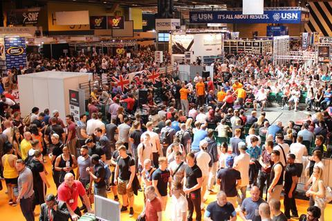 bodypower Fitness Trade Show Image