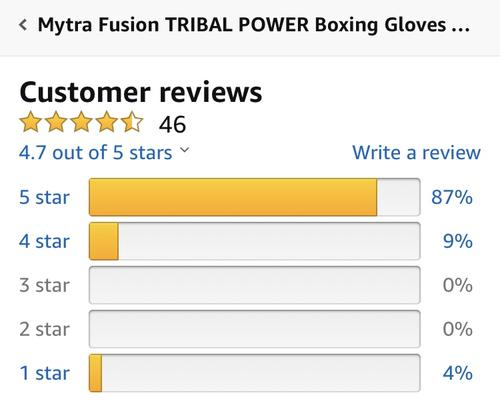 best boxing gloves: mytra review
