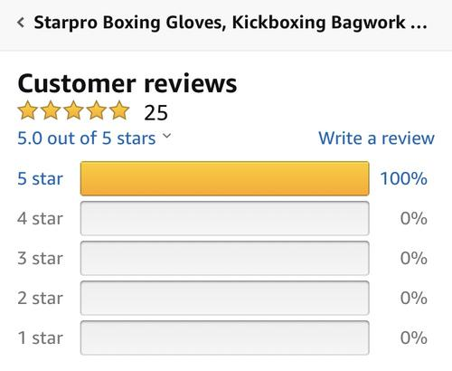 best boxing gloves: starpro review