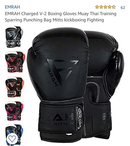 best boxing gloves: emrah