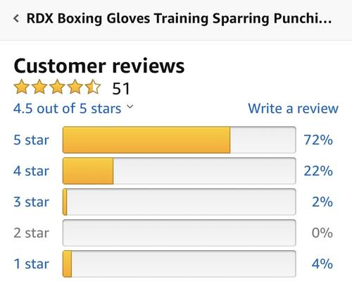 best boxing gloves: rdx best review