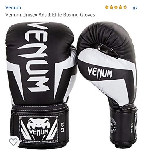 best boxing gloves: venum