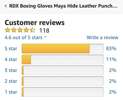 best boxing gloves: rdx boxing gloves review
