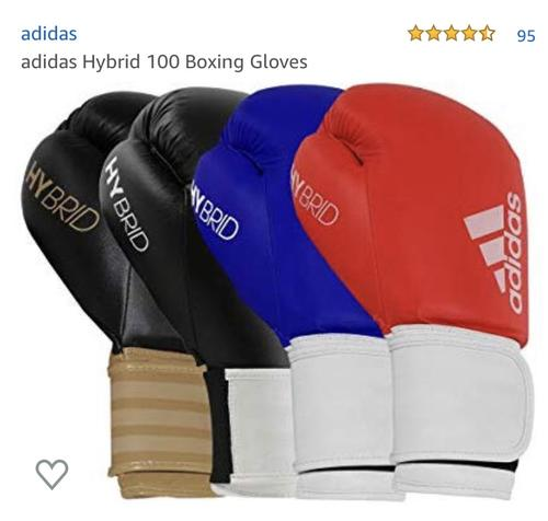 best boxing gloves: adidas gloves