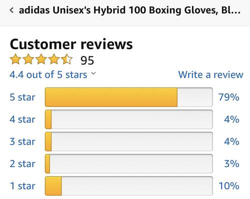 best boxing gloves: adidas gloves review
