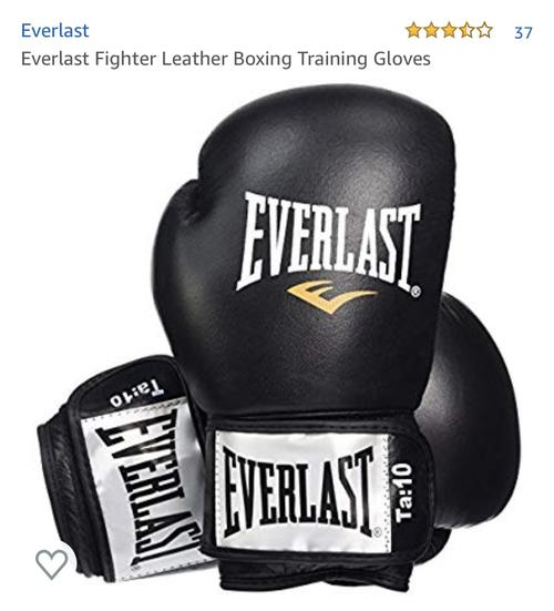 best boxing gloves: everlast gloves