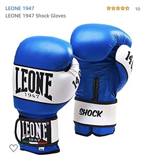 best boxing gloves: leone 1947