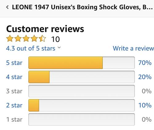 best boxing gloves: leone review