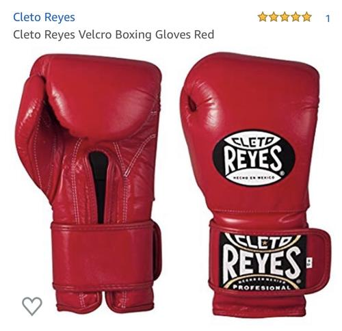 best boxing gloves: cleto reyes
