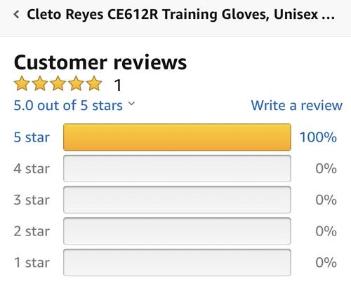 best boxing gloves: cleto reyes review