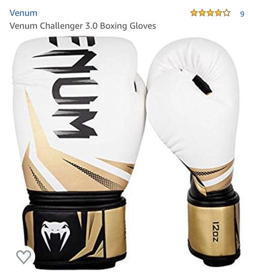 best boxing gloves: venum gloves