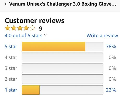 best boxing gloves: venum review