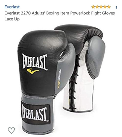best boxing gloves: everlast