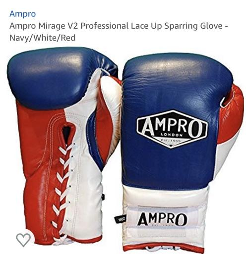best boxing gloves: ampro professional boxing gloves