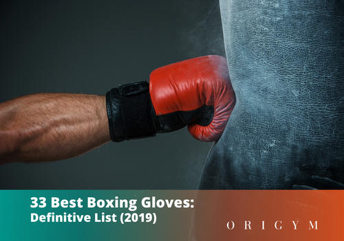 best boxing gloves: header image