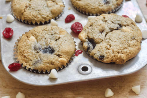 nutrition blogs: muffins