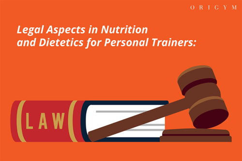 legal aspects in nutrition and dietetics for personal trainers image
