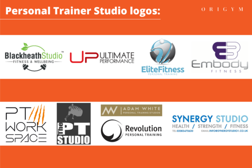 Personal Trainer Logo Ideas Image
